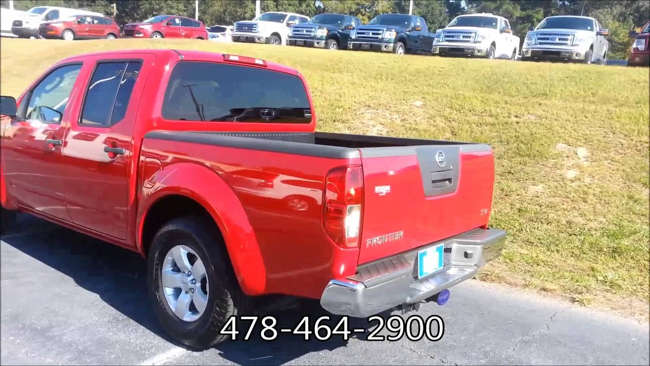 Riverside Ford Macon >> 2011 Nissan Frontier SV #14T721C at Riverside Ford Lincoln ...