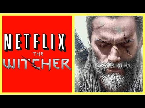 Doug Cockle on Netflix The Witcher and Henry Cavill thumbnail