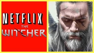 Doug Cockle on Netflix The Witcher and Henry Cavill