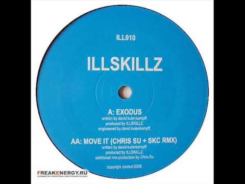 Клип Ill.Skillz - Exodus
