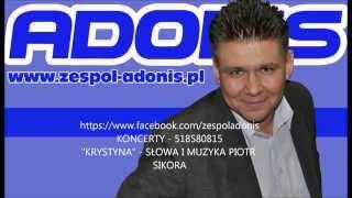 Adonis - Krystyna NOWOŚĆ 2014