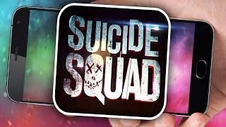 Отряд Самоубийц - Игра по фильму