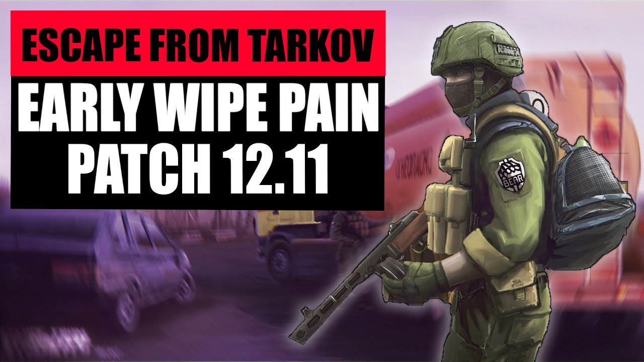 Early Wipe Pain | Escape From Tarkov