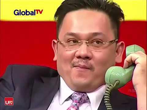 Gilang Dirga Telepon Farhat Abbas Meniru Suara Ahmad Dhani (25 November 2015)