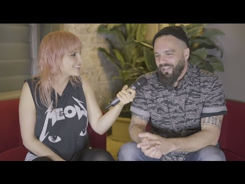 Jesse Leach (Killswitch Engage) Interview 2017 streaming vf