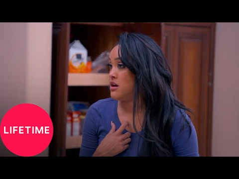 The Mother/Daughter Experiment: Natalie Nunn Picks a Fight with Kim Richards | Lifetime