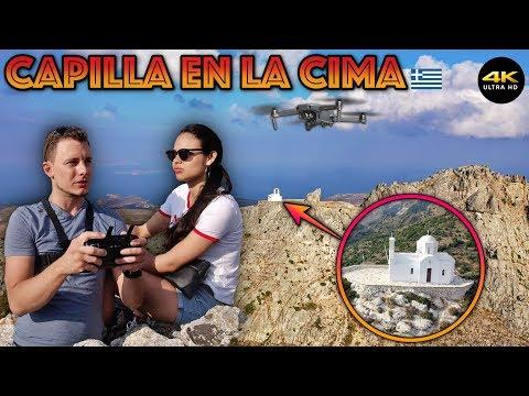 """Capilla En La Cima De La Montaña """"Mavic2 Pro"""" 4K/DronePilot"""