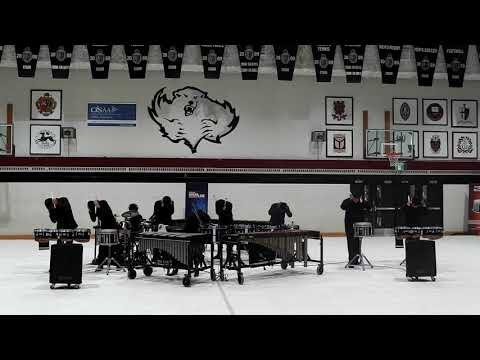 Father Henry Carr Percussion - Eastern Ontario Regional 2018