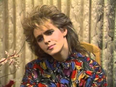 Nick Rhodes - Interview - 11/4/1984 - Rock Influence (Official)