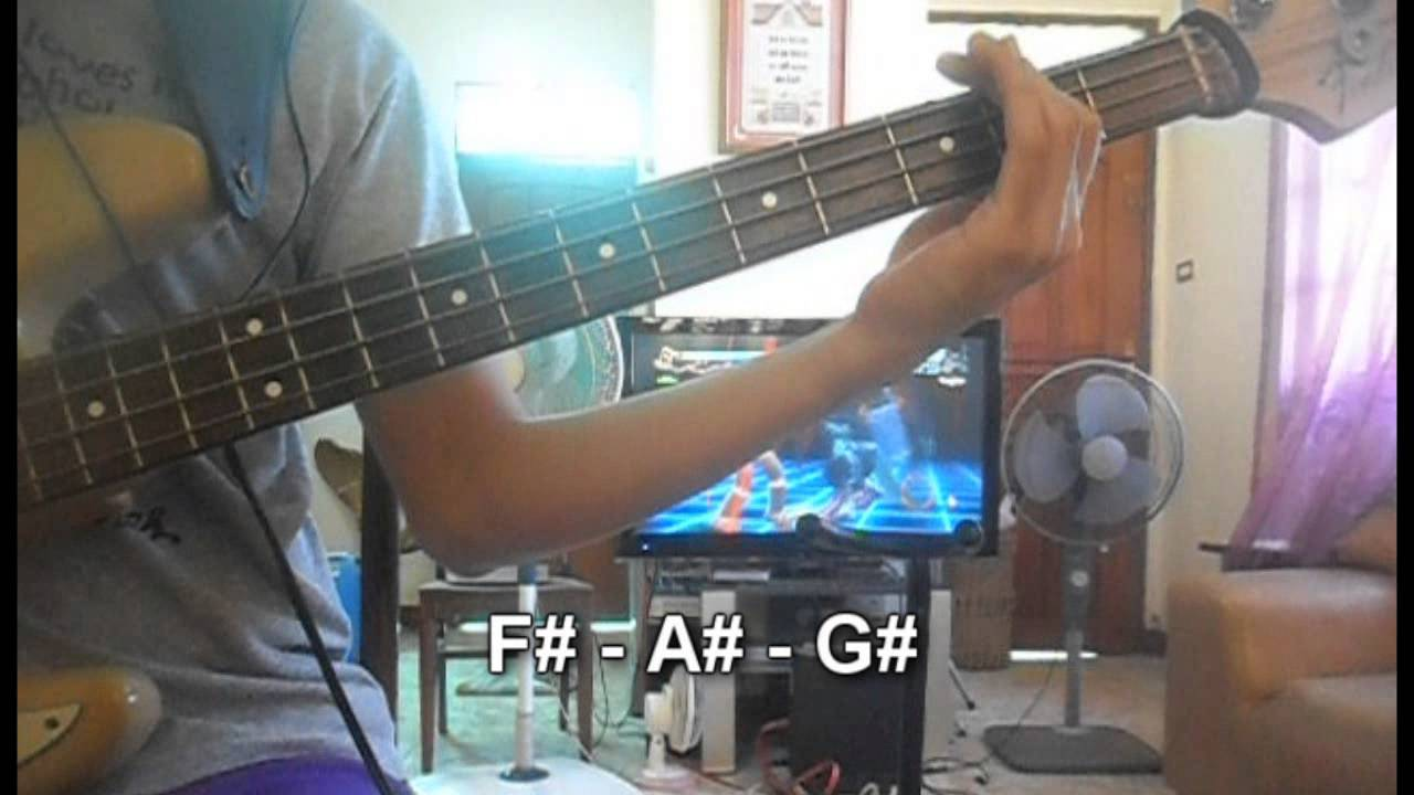 The anthem by planetshakers bass lesson youtube the anthem by planetshakers bass lesson hexwebz Images