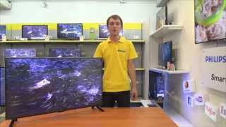 Настройка 3D и интерфейса в 6-ой серии телевизора LG(Магазин