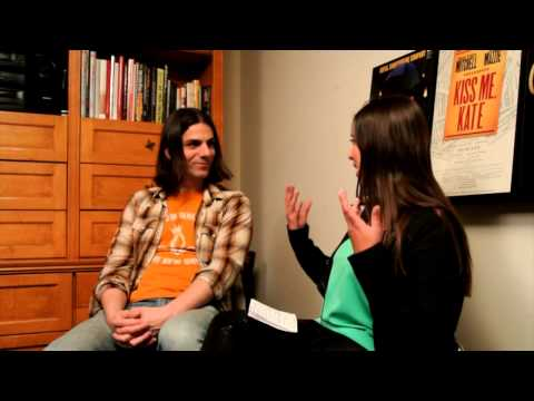 Funny Girl entrevista Lucas Papaelias do elenco original de Once