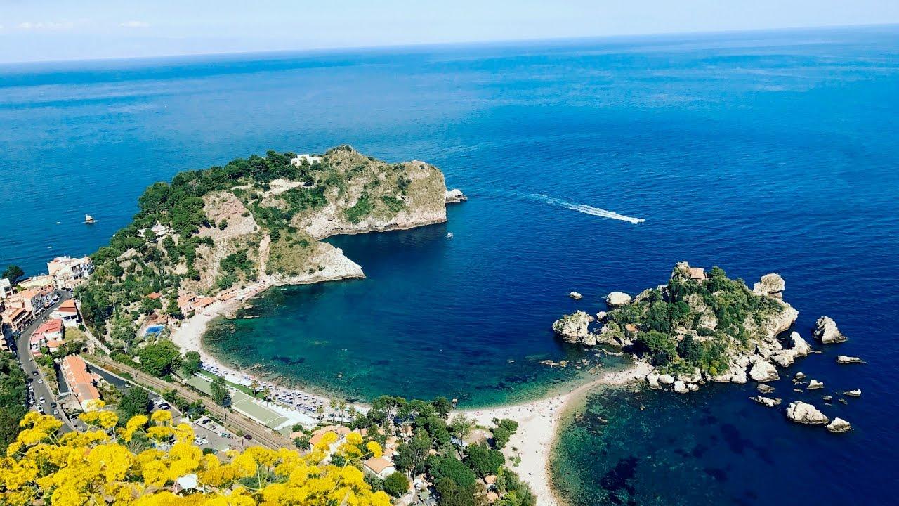 Taormina perla della Sicilia tra paesaggi suggestivi e sapori inimitabili  YouTube