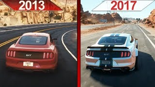 SBS Comparison | Need for Speed Rivals (2013) vs. Payback (2017) |  ULTRA