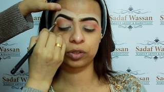 flawless bridal makeover
