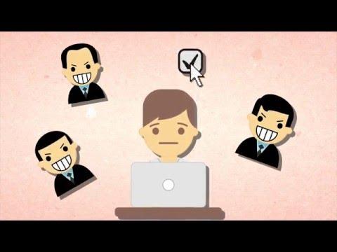 Пример анимационнго видеоролика реклама агентства недвижимости