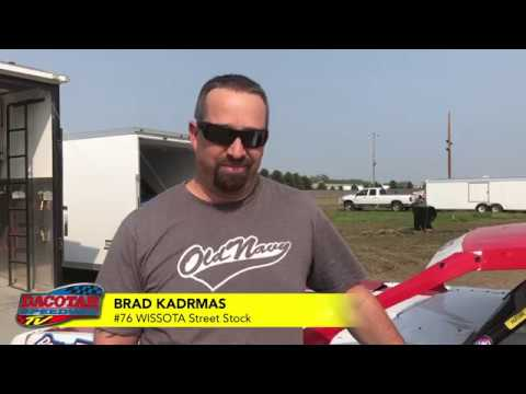 Brad Kadrmas Talks Return to Street Stocks | Dacotah Speedway