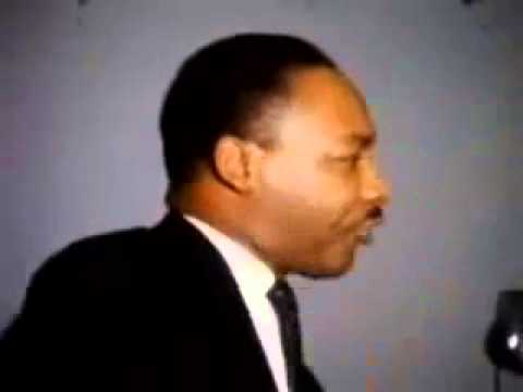 Dr. Martin Luther King - Black Is Beautiful!