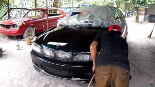 BMW Painting Job - 7 Days only