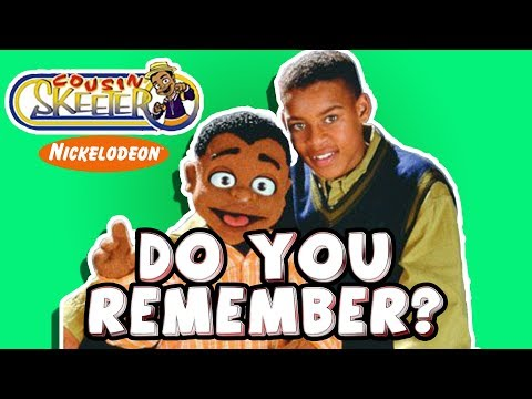 Do You Remember Cousin Skeeter? | Nickelodeon | Do You Remember..?