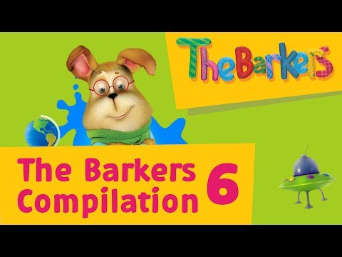 The BARKERS! - Barboskins - The Barkers Compilation 6 (Five Full episodes) [HD]
