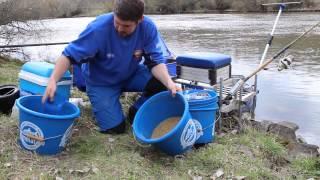 Zammataro Futter Fließwasser / Stillwasser