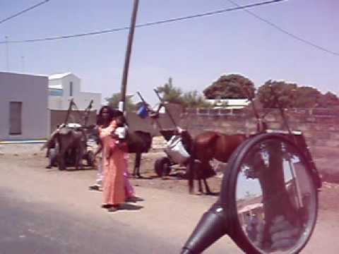 Classic Senegal Village
