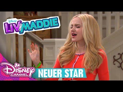 LIV & MADDIE - Clip: Neuer Star   Disney Channel App 📱