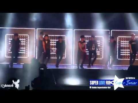 [Full / Fancam] 140222 Super Junior SS5 in Beijing