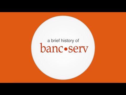 banc-serv History Infographic Timeline