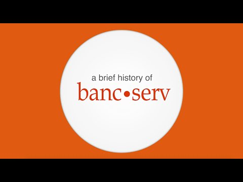 banc-serv History Infographic Timeline