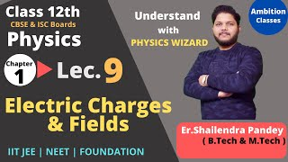 Electric Field on Equatorial Position of dipole | Electric Field at general position | Electro Part9