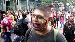 Marcha zombie 2018 (11nov18 1600)