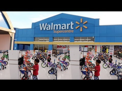 WALMART SHOP WITH ME !! LIFE IN CANADA VLOG
