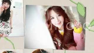 Korean ulzzang girl's model (⌒▽⌒)☆