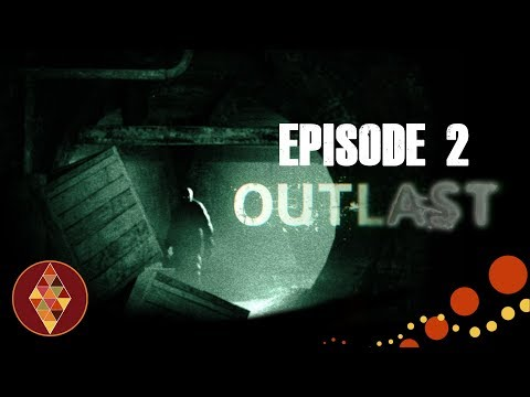 Auvbri Plays live stream - Outlast Episode 2 - Horror game