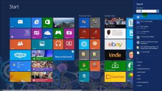 Windows 8.1 Tips - New Search Functions