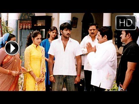 Dhee Telugu Movie Part 05/08    Vishnu Manchu , Genelia D'Souza    Shalimarcinema