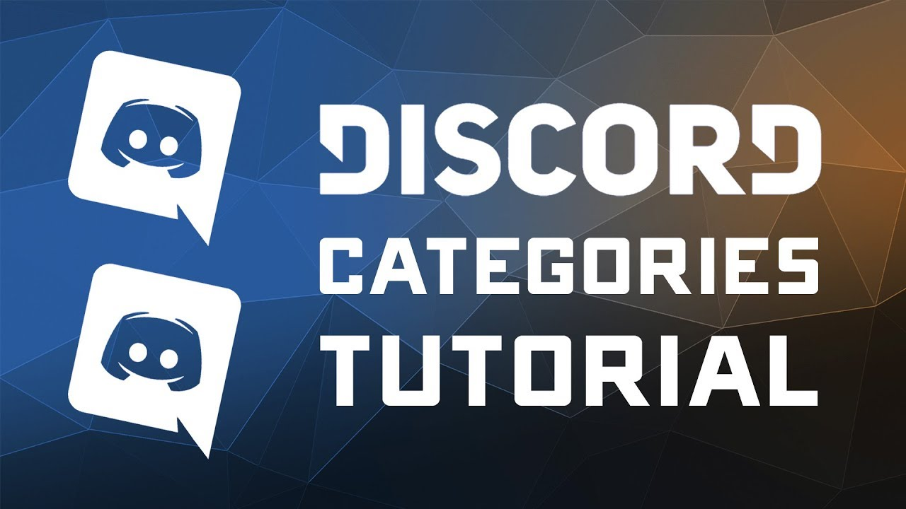 How to Use Discord Channel Categories - Discord Tutorial