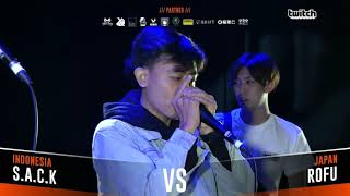 S A C K : ROFU|Asia Beatbox Championship 2018 Tag Team Battle
