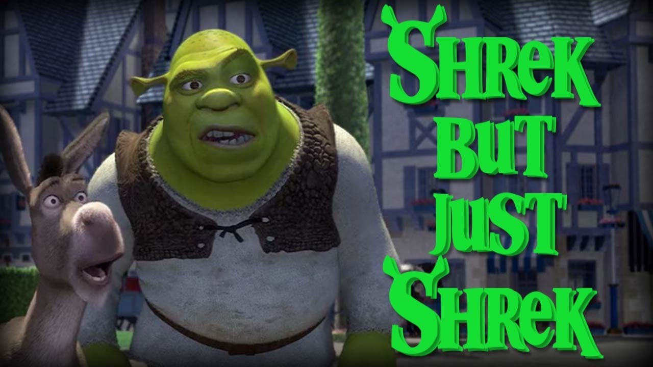 Shrek.jeremyscott.com