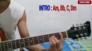 Gambar cover lirik lagu dan kunci gitar ya asyiqol musthofa versi sabyan