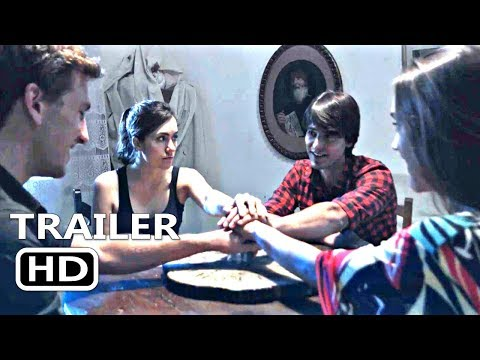 OUIJA SEANCE Official Trailer (2018) Horror Movie