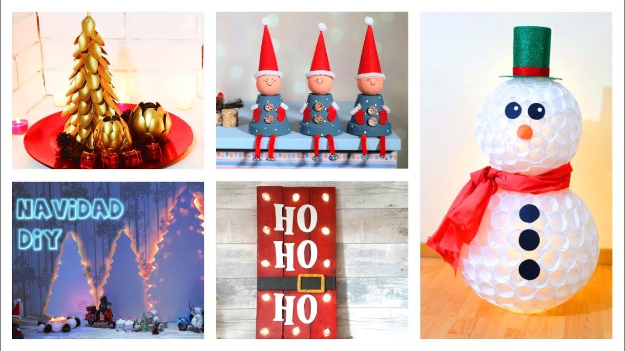 0e3df9f604f 5 Manualidades que puedes hacer esta Navidad para decorar tu casa ...