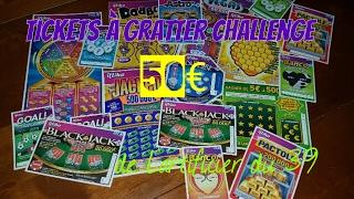 Je Deviens Riche Grace Au [Tickets à Gratter Challenge] !!!