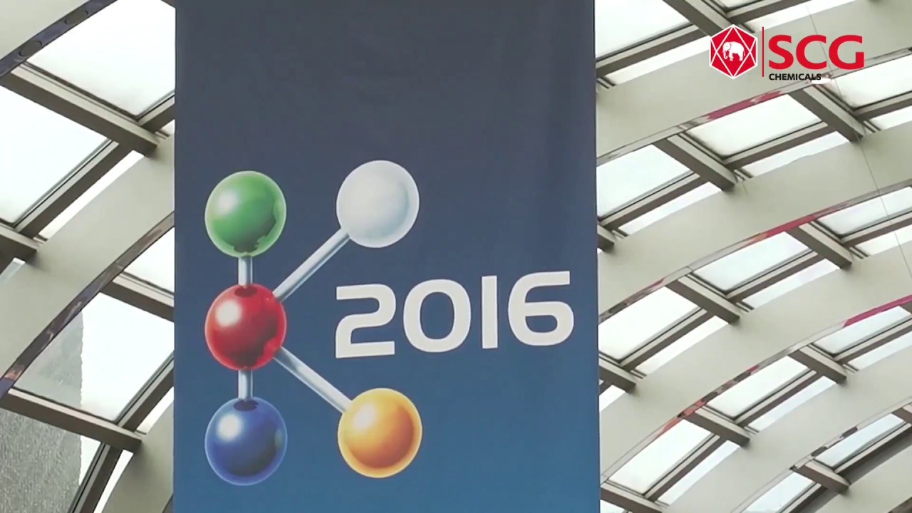 Thai Innovation on a Global Stage SCG Chemicals at K 2016