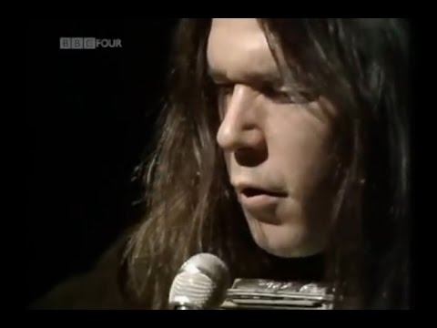 Neil Young - Heart of Gold (BBC session 1971)