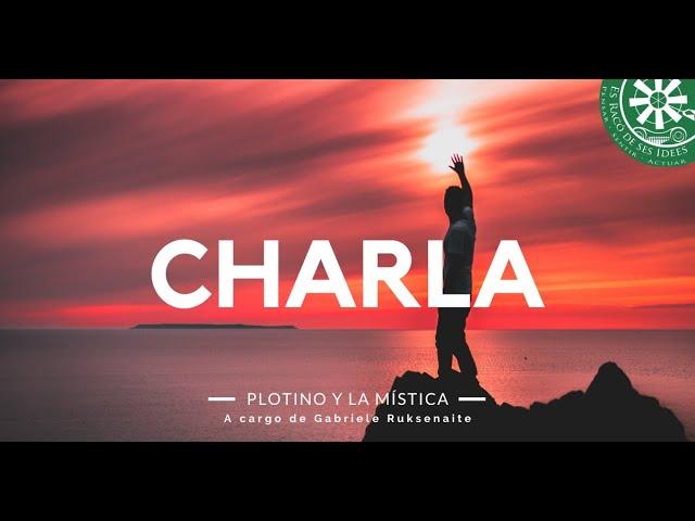 Charla: Plotino y la mística