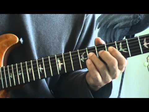 Take Five Guitar prs santana jazz solo cover