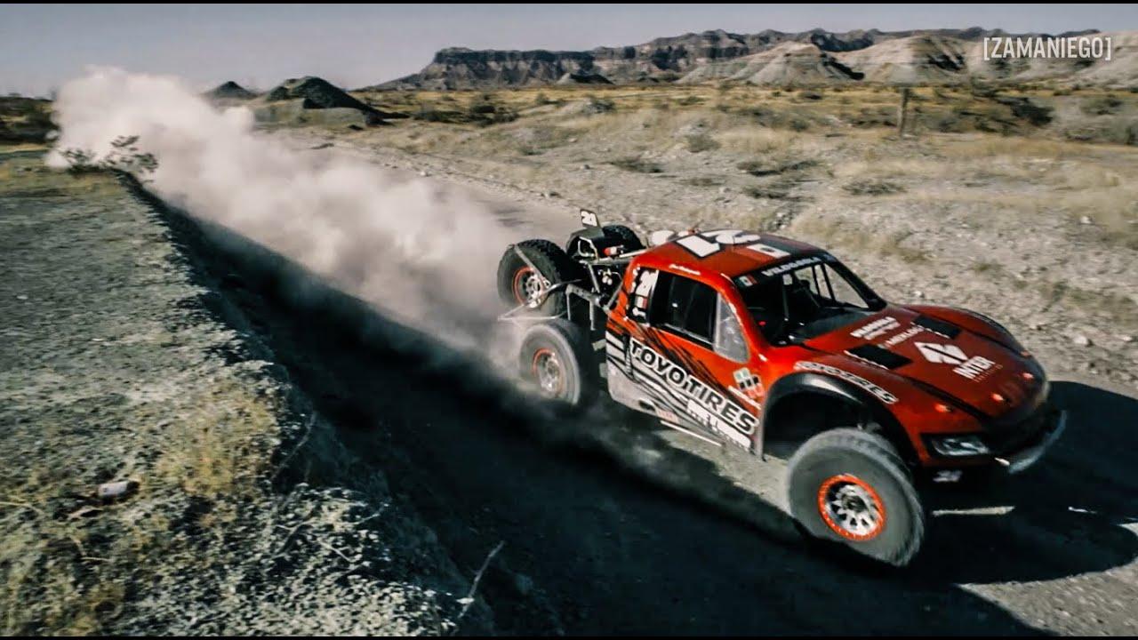 """Vildosola Racing -  """"Baja Sur with Toyo Tires"""""""